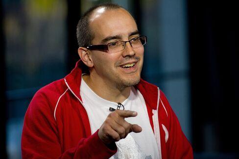 Dave McClure, founding partner of 500 Startups.