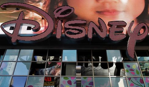 Disney Rises Most in Seven Months to All-Time High