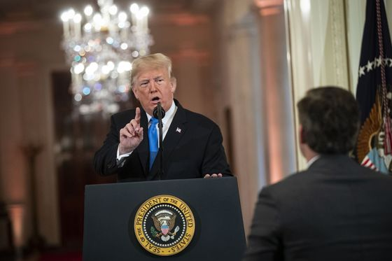 White House Suspends CNN Reporter Jim Acosta's Press Pass