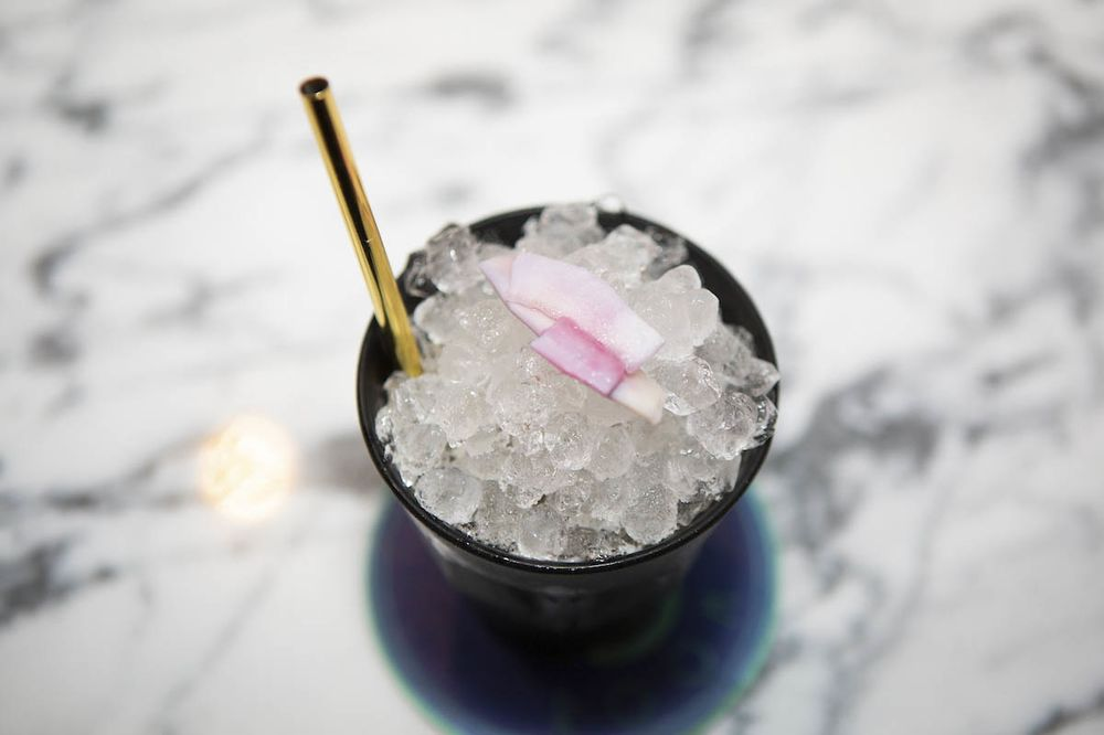 The Fight for Paper Straws Is Getting Fierce in New York Bars