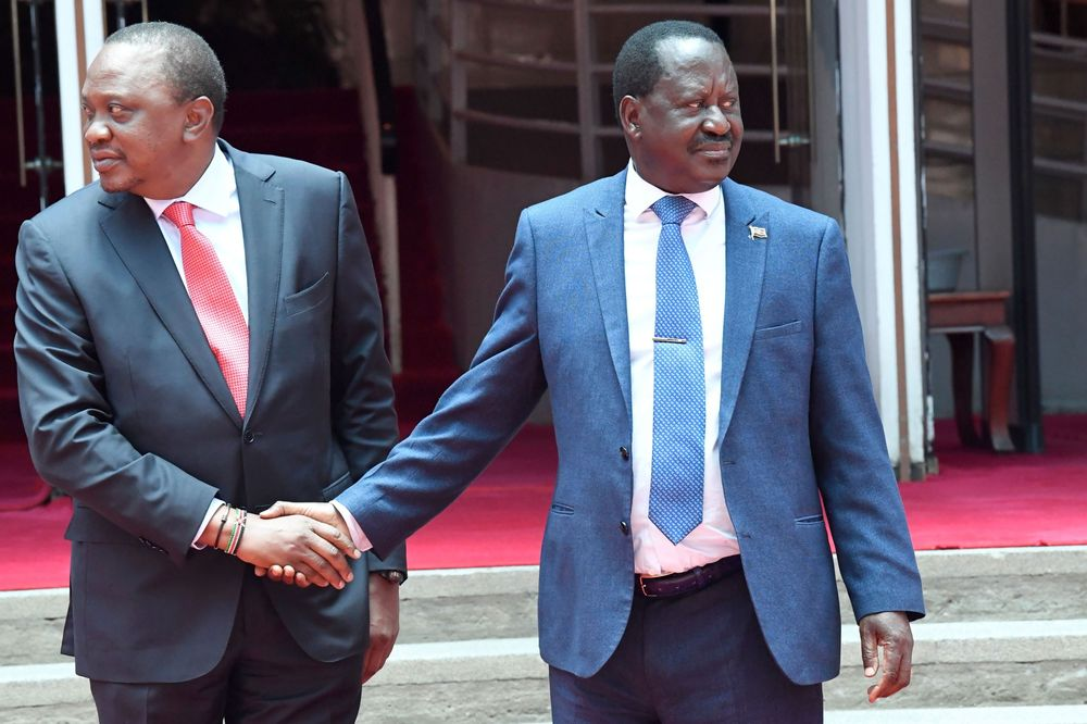Kenyan Ruling-Party Rift Poses Policy-Making Risks, Fitch Says