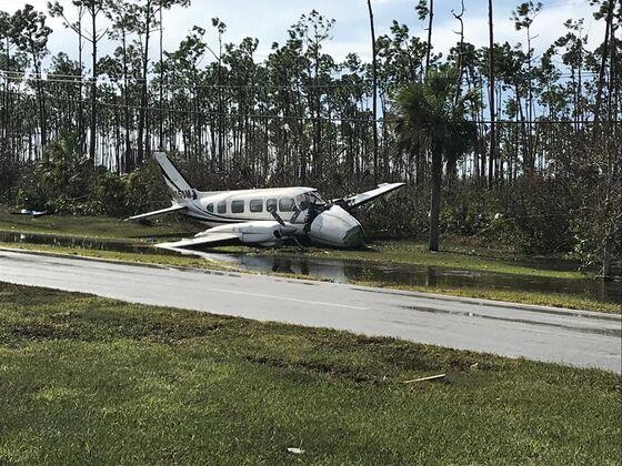 U.S. Search Teams to Scour Bahamas for Hurricane Survivors