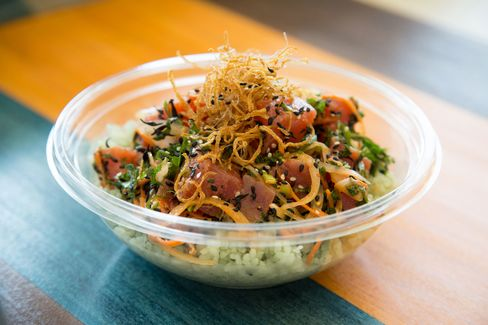 The origins of poke stretch back to the early days of Hawaiian civilization, when people ate raw fish with such seasoning as algae and Hawaiian salt.