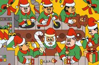 relates to China's Ailing Factories Need a Little Christmas Cheer