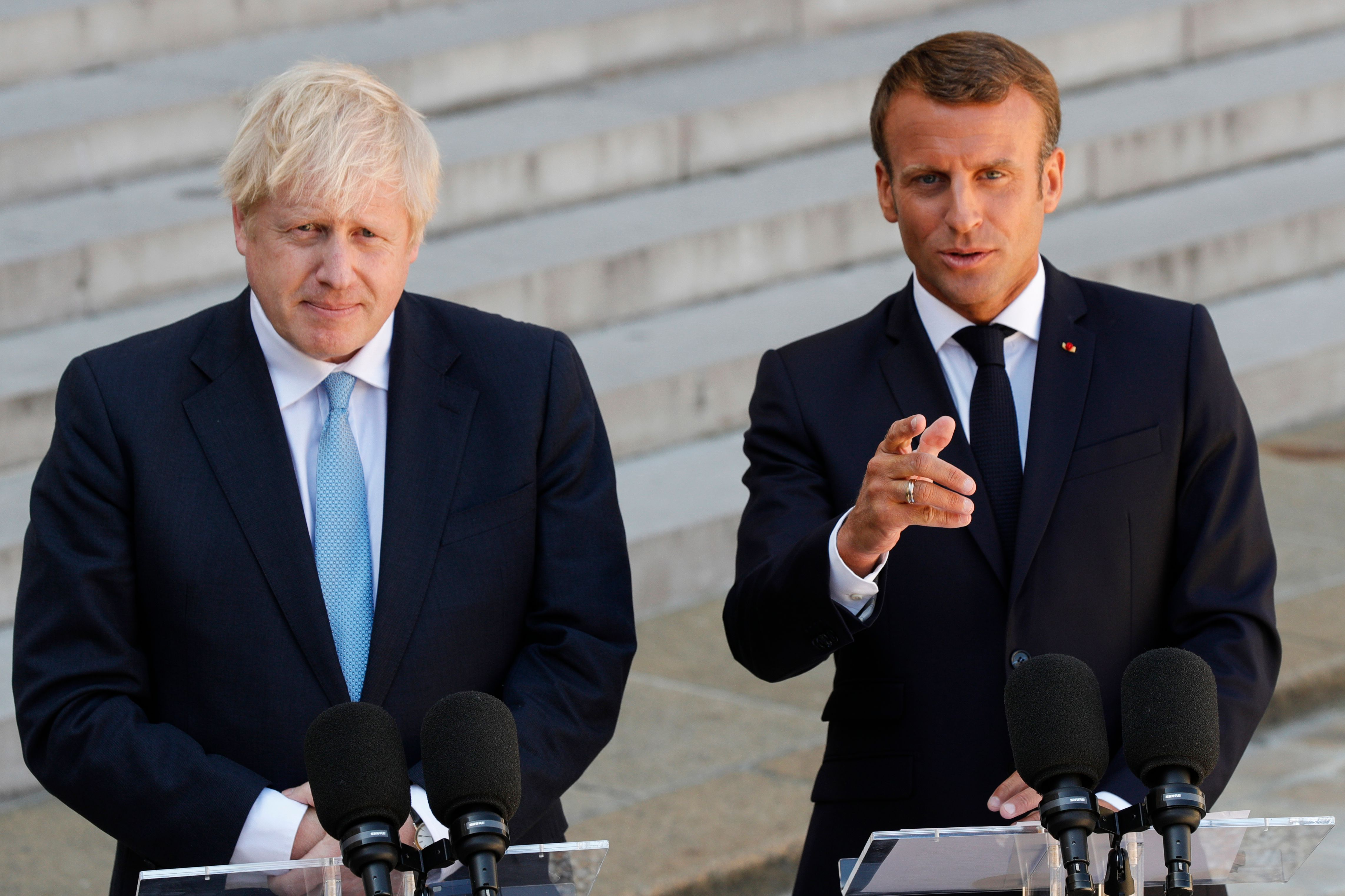 Brexit Extension Why Emmanuel Macron Is Right Bloomberg