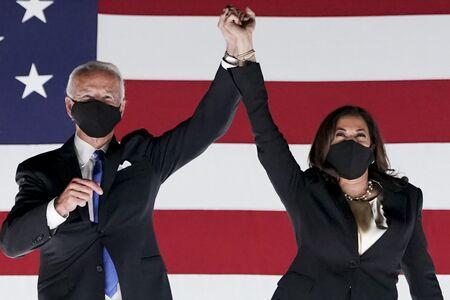 Joe Biden przyjmuje nominację na prezydenta na Narodowej Konwencji Demokratów