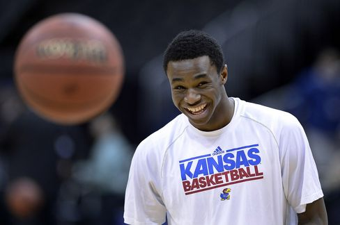 Basketball Player Andrew Wiggins