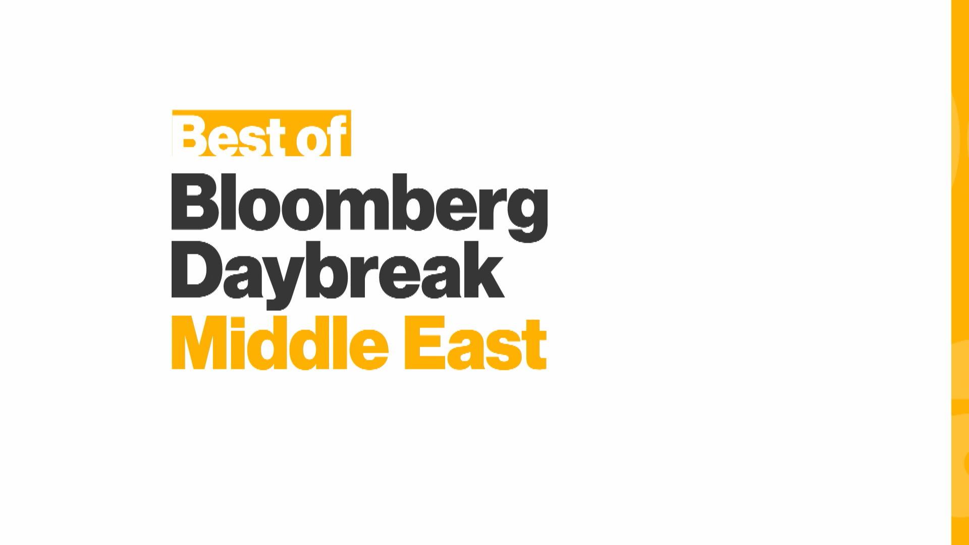 'Best of Bloomberg Daybreak: Middle East' Full Show (9/19/2019)
