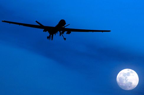 Bloomberg View: Bringing the Drone War Into the Open