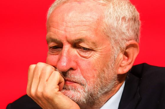 Labour Leader Corbynto Meet EU Officials in Coming Days