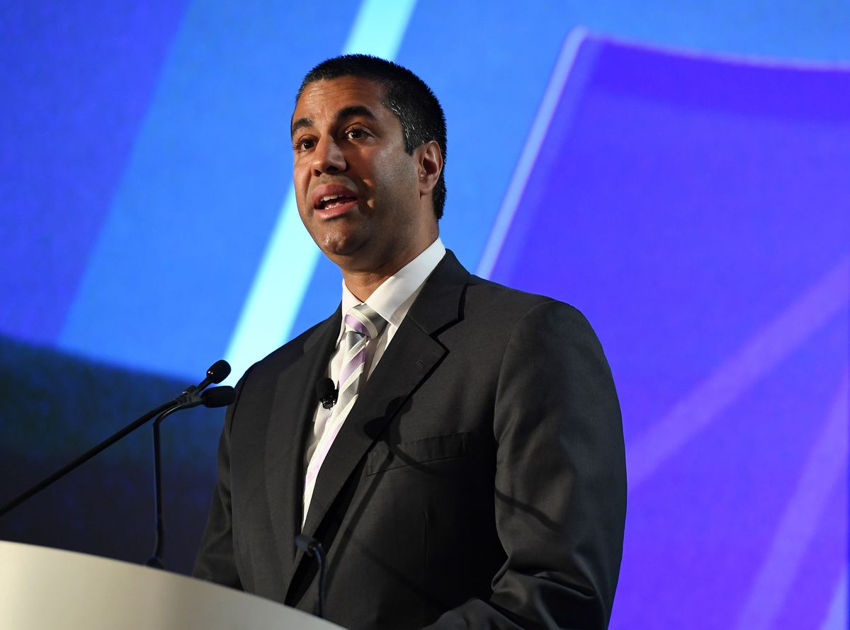 FCC Chief Opens Door to 'Fast Lanes' in Rollback of Web Rules