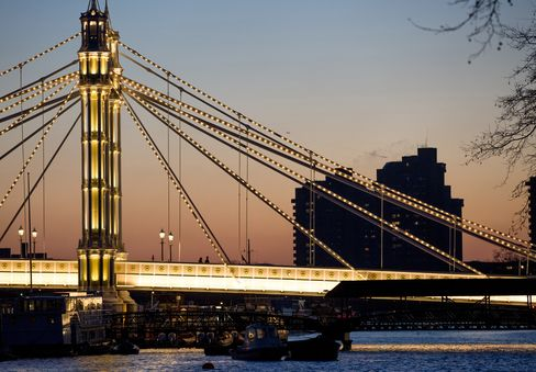Wealthy Eye London, New York as World's Rich to Increase by 50%