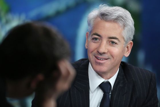 Ackman's Pershing Square Returns 25% in Strong Start to 2019