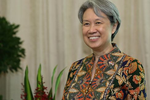 Temasek CEO Ho Ching