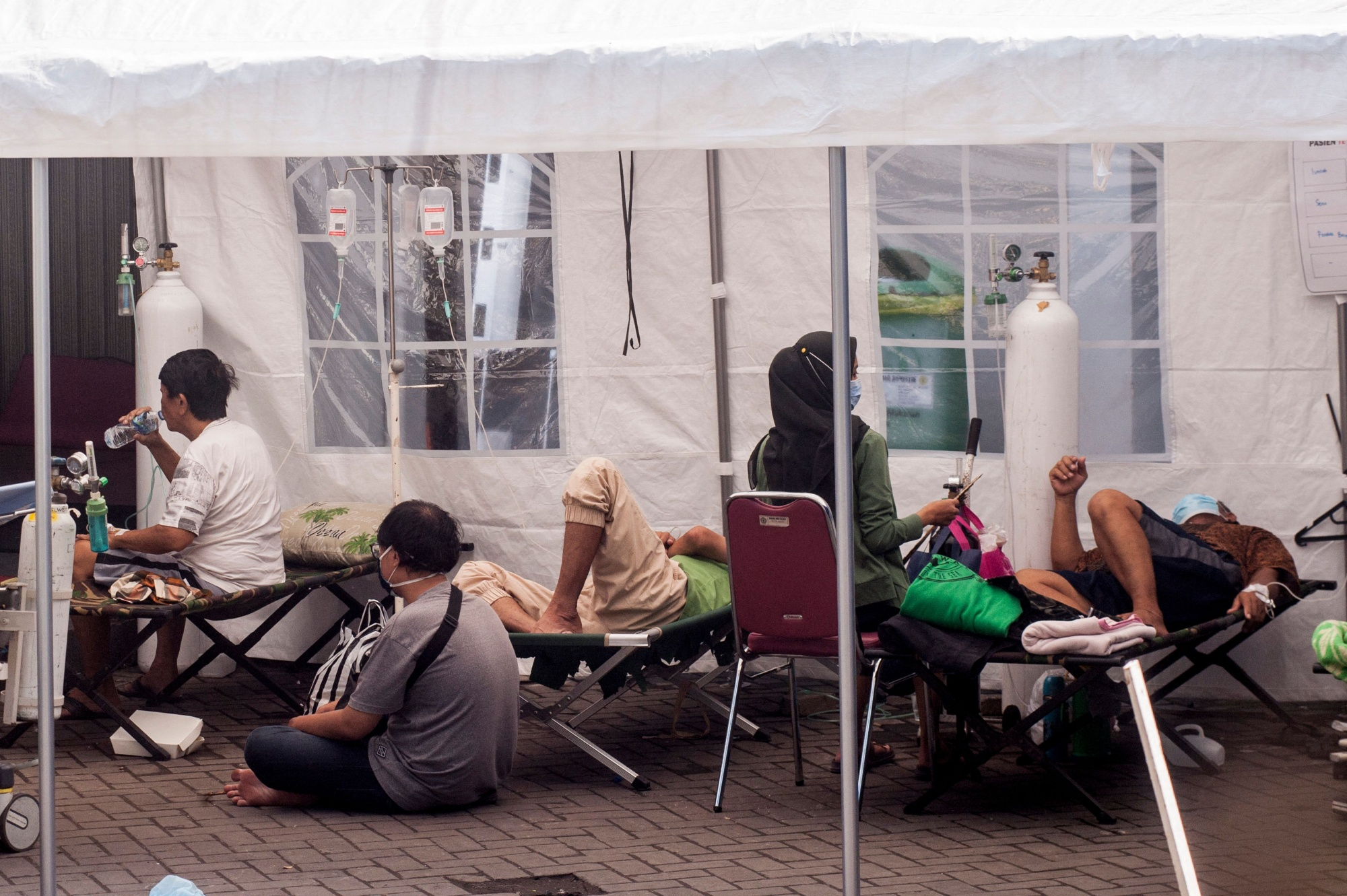 Indonesia - Kesehatan - Virus
