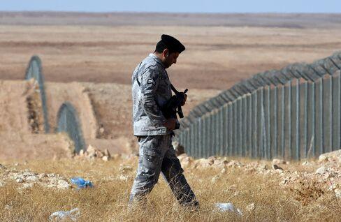 Saudi Arabia-Iraq border