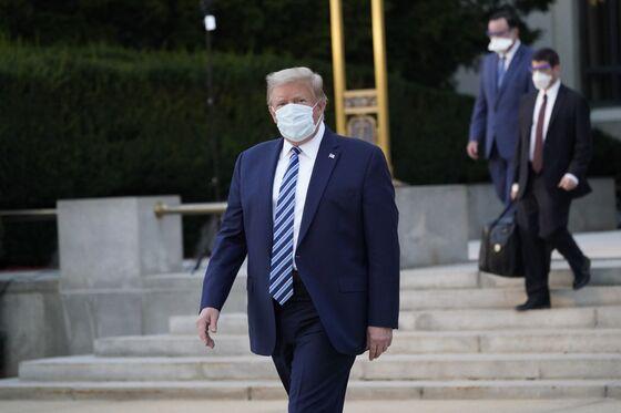 Trump Fails to Win a Sympathy Bump as Biden's Poll Lead Widens