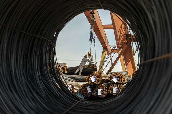China Faces Flareups in Its Bid to Tame Commodities Boom