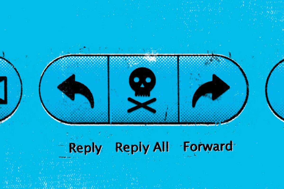 Eradicating 'Reply All' / Bloomberg Businessweek