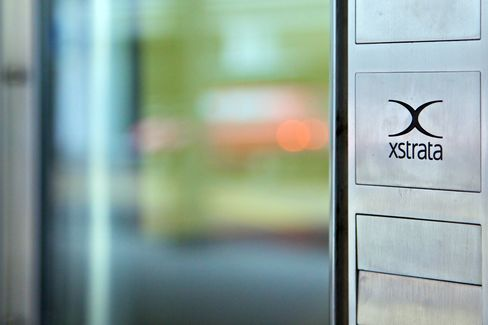 In Xstrata Votes, Investors Have 27 Combinations to Choose From
