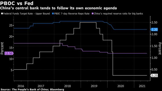 China's Central Bank Strikes Positive Tone as Economy Stabilizes