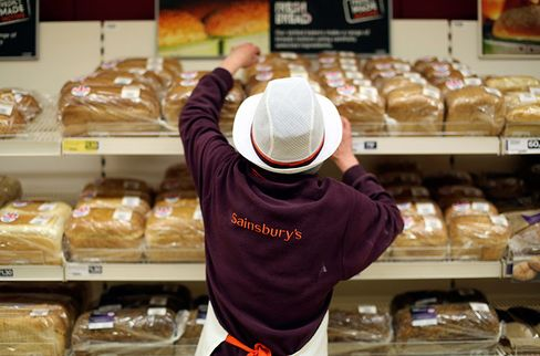 Sainsbury's Supermarkets Ahead of Annual Results