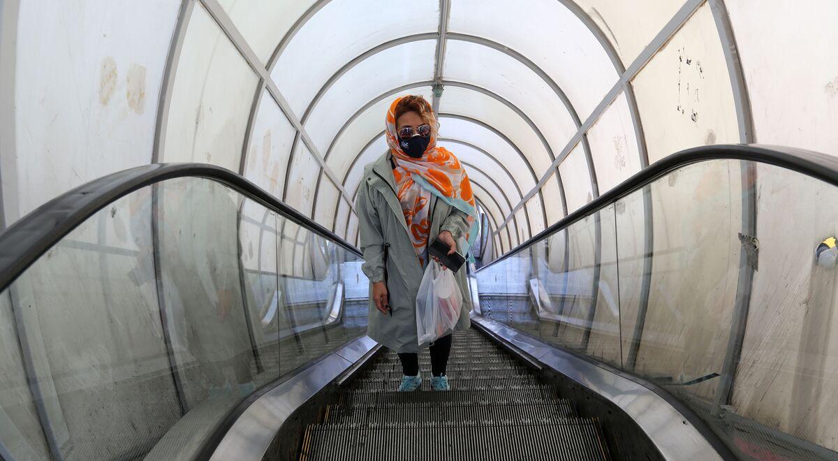 Iran's Virus Cases Surpass 1 Million Since Start of Pandemic