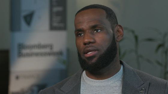 LeBron James on the Journey From 'The Decision' to 'Space Jam'