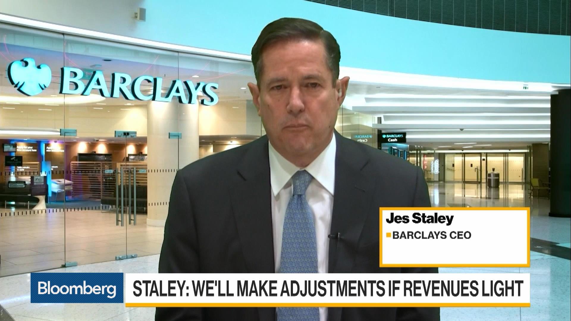 Barclays Profitability Concern Lingers