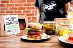 Beyond Meat burger Source: Beyond Meat