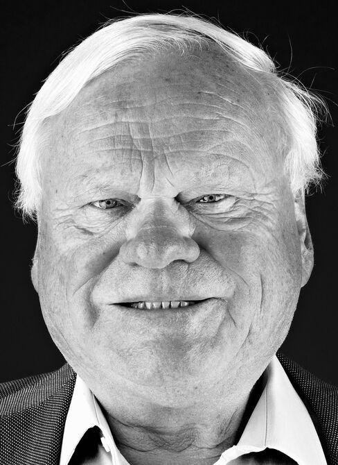 John Fredriksen, founder of Seadrill Ltd.