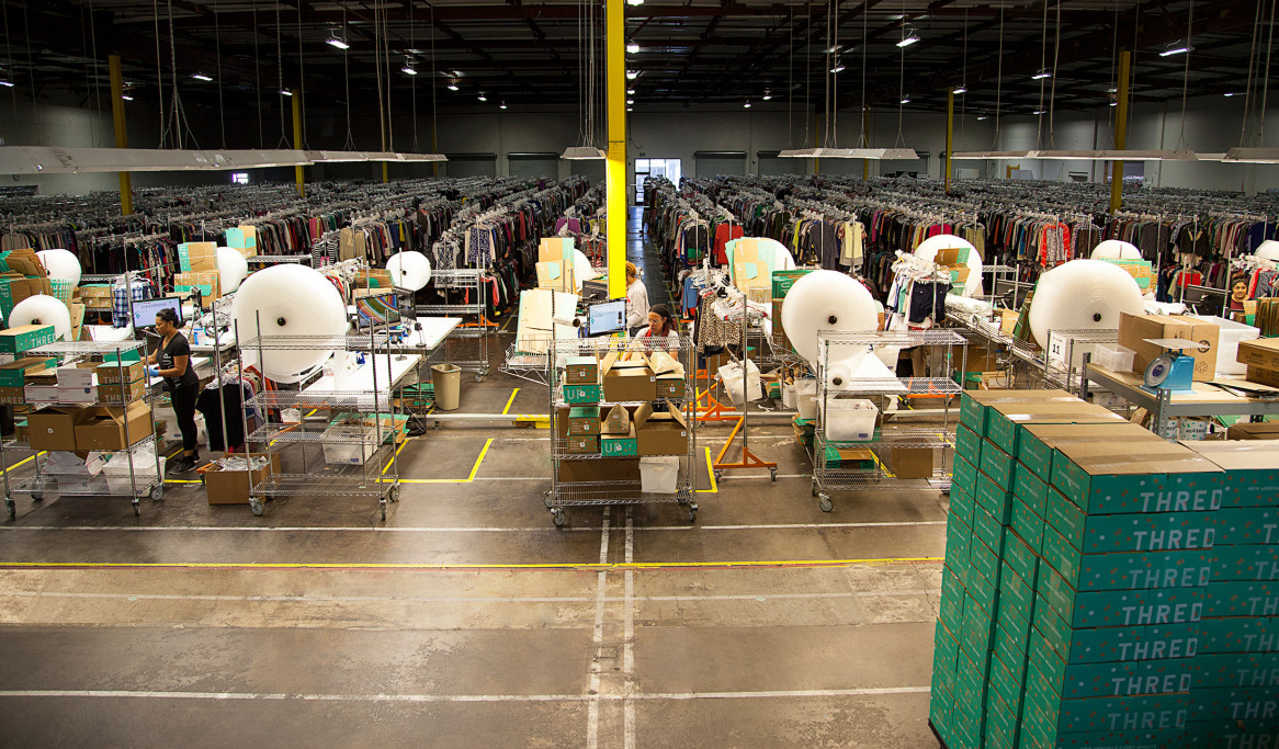 Why Is Silicon Valley Pouring Millions of Dollars Into Old Clothes?