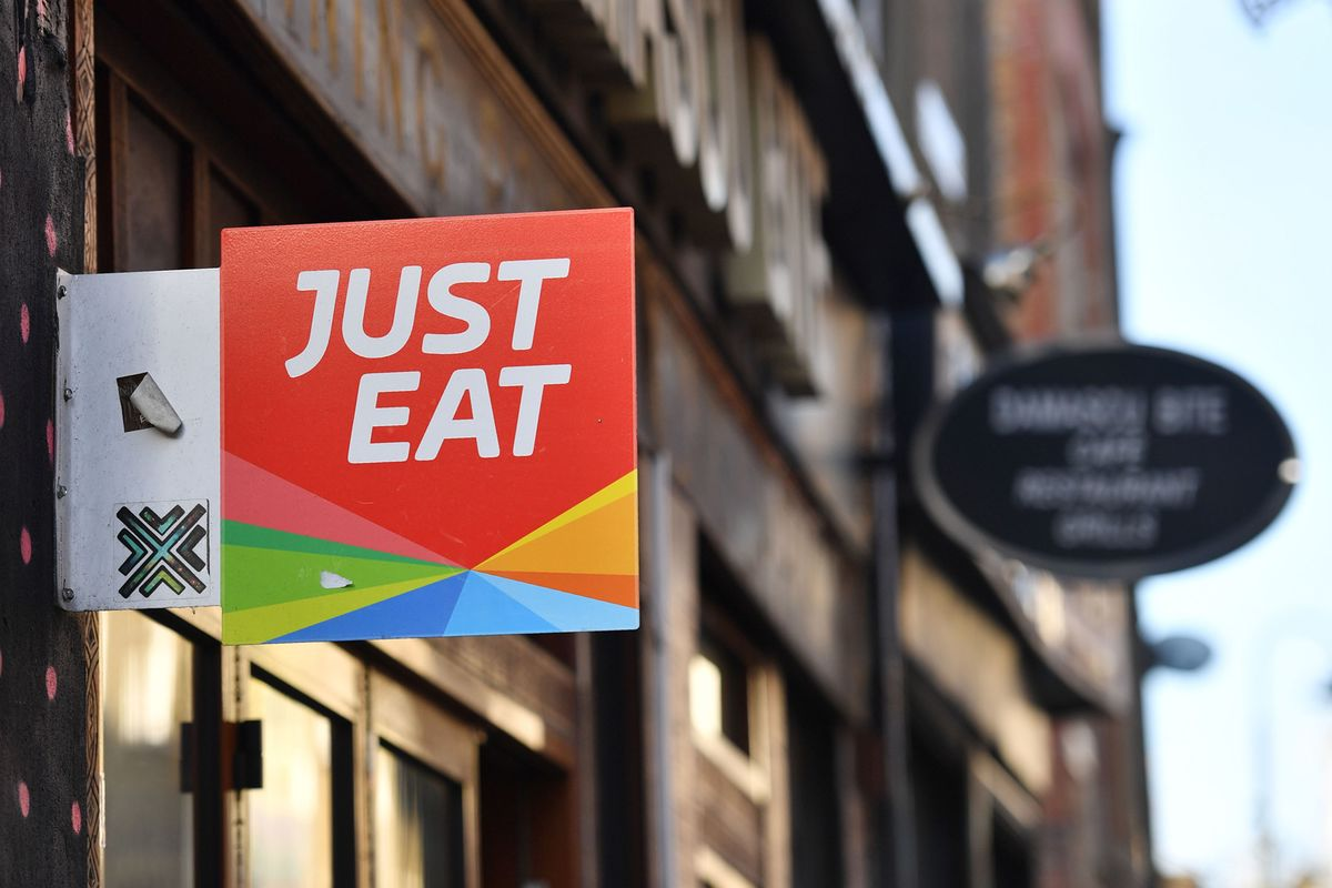 Just Eat Shares Decline as Growth in U.K. Orders Slows