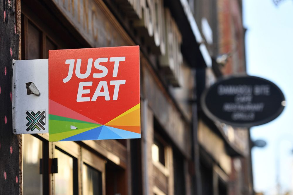 Just Eat Shares Decline As Growth In Uk Orders Slows
