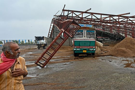 Second Severe Storm in 10 Days to Batter Covid-Hit India