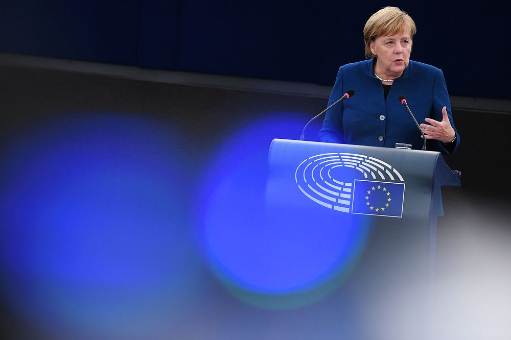 The Scary History of European Wars Keeping Merkel Awake at Night