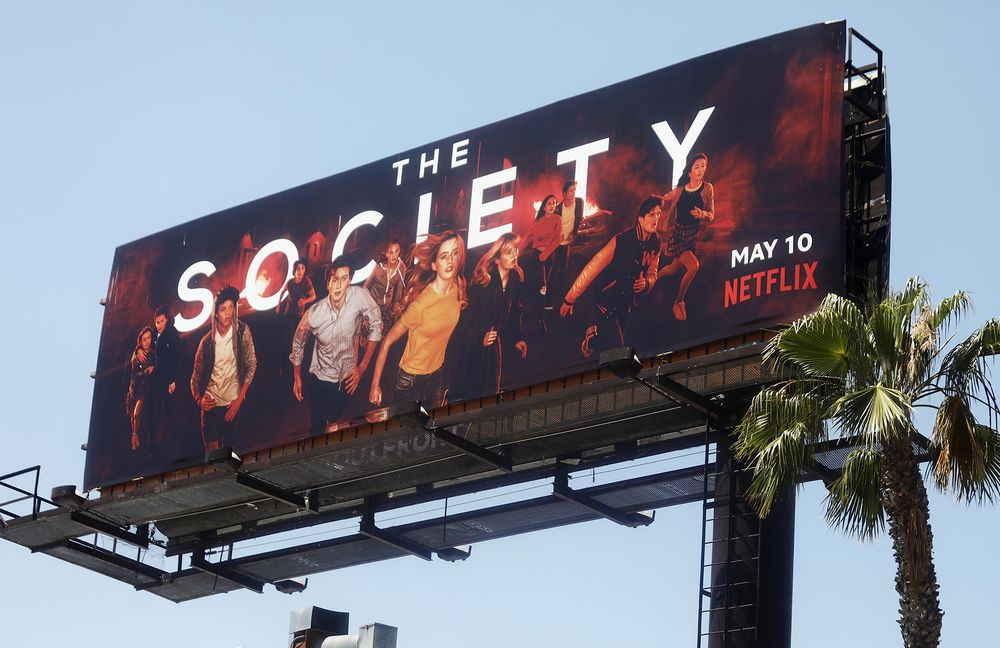 Billboards Love Streaming Wars Because That S Where Ads End Up Bloomberg