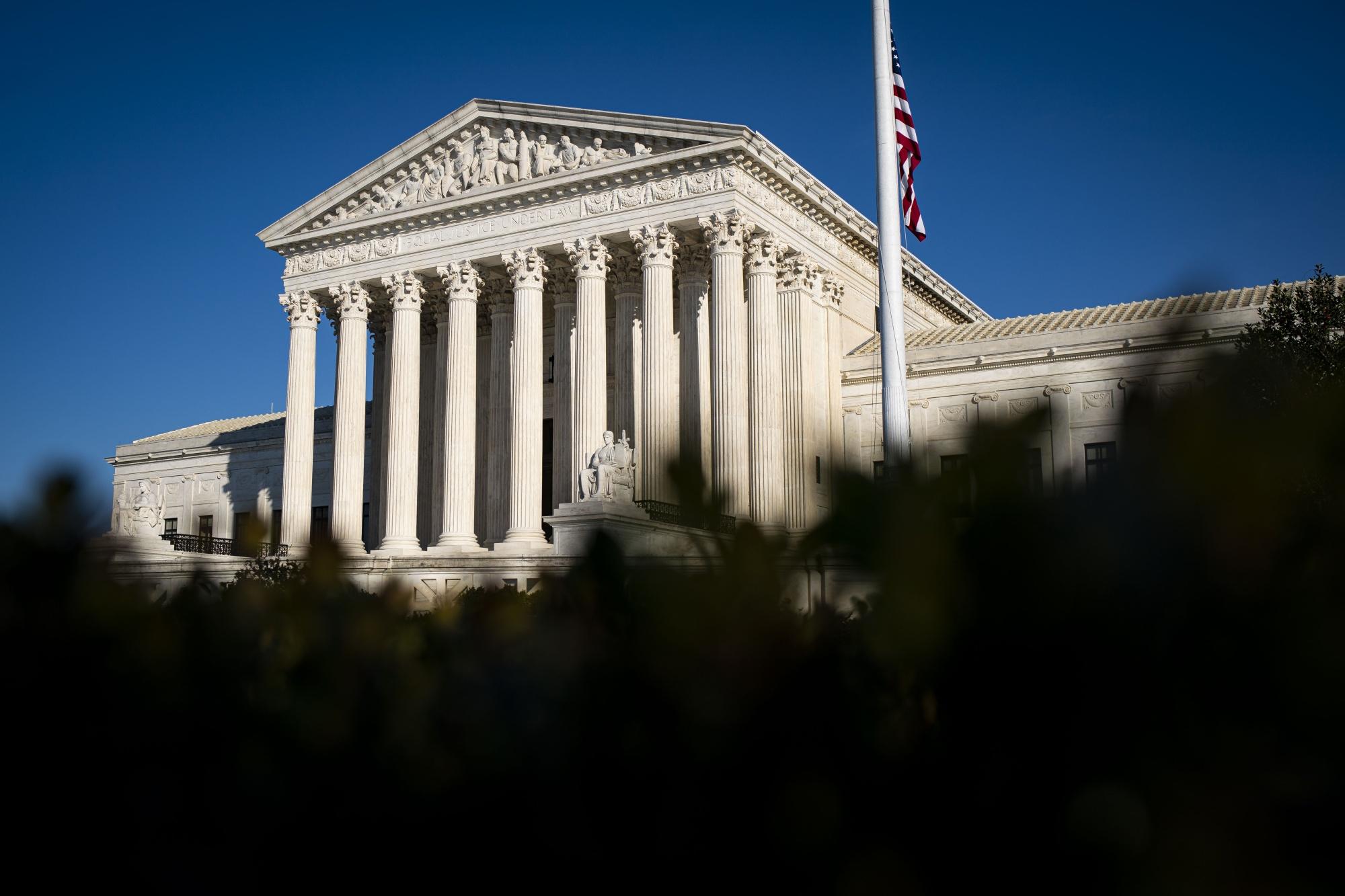 The U.S. Supreme Court in Washington, D.C., U.S., onDec. 7.