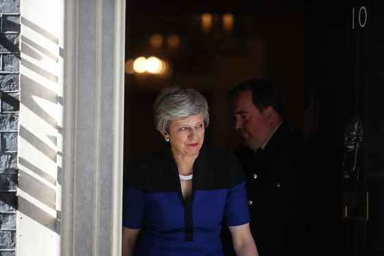 The EU Won't Shed a Tear Over May's Demise Amid the Brexit Mess