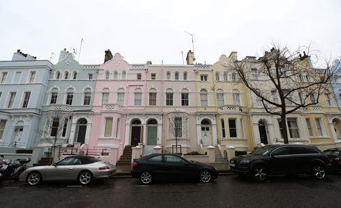 U.K. House Prices Rise on Lending Boost From BOE Credit Program