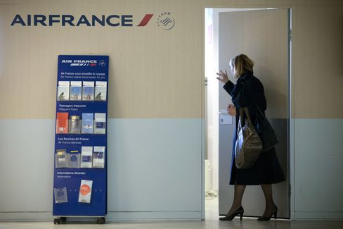 Air France to Raise Up to 550 Million Euros in Convertible Bonds