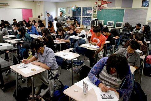 Los Angeles Moves to Decriminalize Misbehavior in School