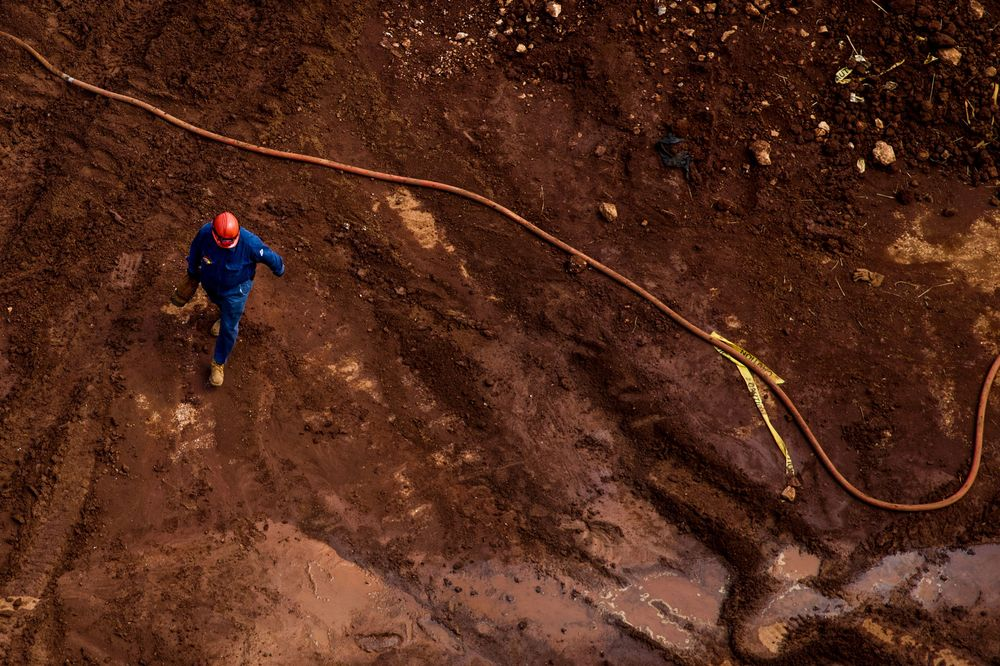 Mining Revival Turns Red Earth To Gold