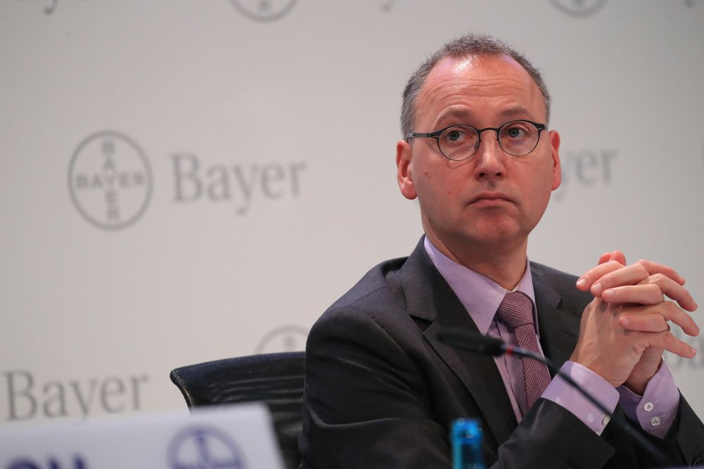 Bayer's CEO Expected to Face Tight Shareholder Vote on Friday