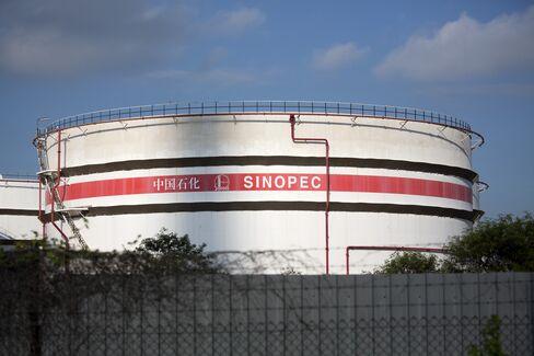 Sinopec Storage Tanks