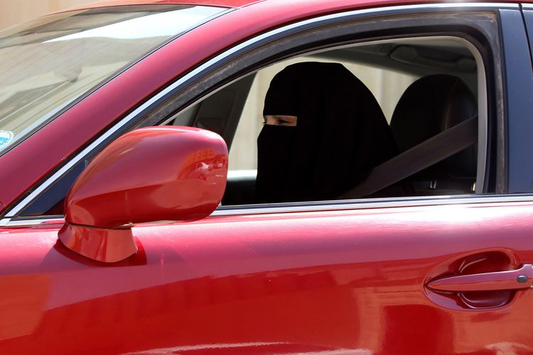 Women were granted the right to drive on Sept. 26.