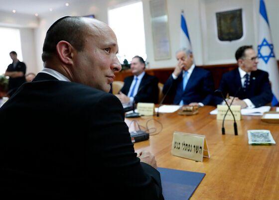 Israel Too Soft on Gaza Border Fence, Netanyahu Rival Says
