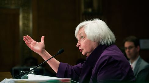 Federal Reserve Chair Janet Yellen Delivers Semiannual Report On The Economy To The Senate Banking Committee