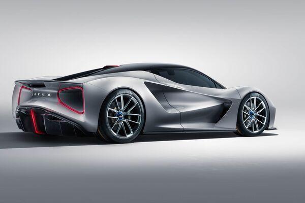 relates to Lotus' $2.1 Million Evija Electric Hypercar Doesn't Have Door Handles