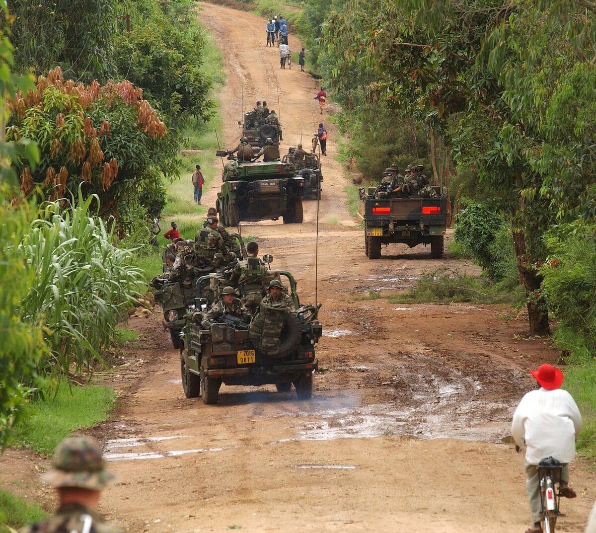 Switzerland Investigates Metal Trader Over Congo-War Allegations